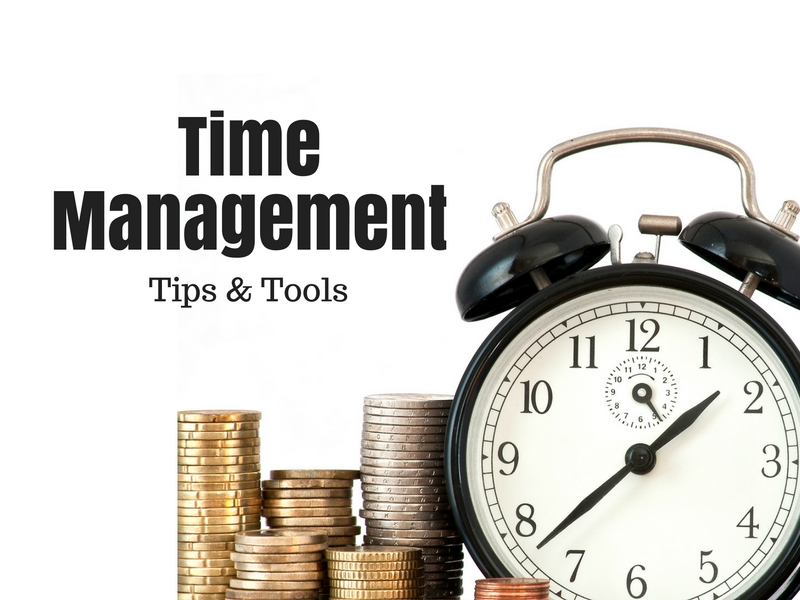 Time Management Tips Tools